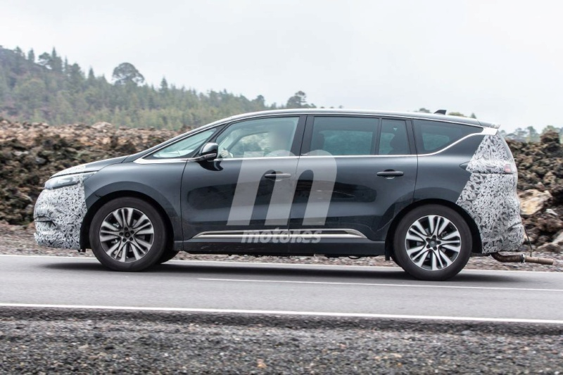 2019 - [Renault] Espace V Restylé - Page 2 4456ed10