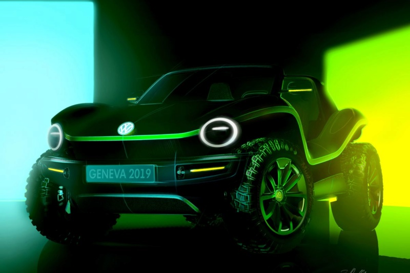 2019 - [Volkswagen] ID Buggy 44606110