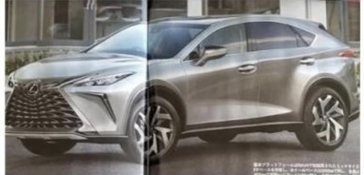2021 - [Lexus] NX II 4499eb10