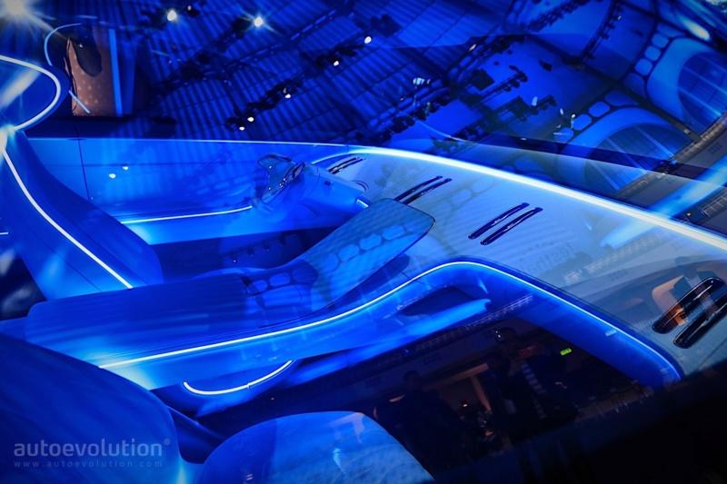 2019 - [Mercedes-Benz] EQS Concept  - Page 2 44a70b10