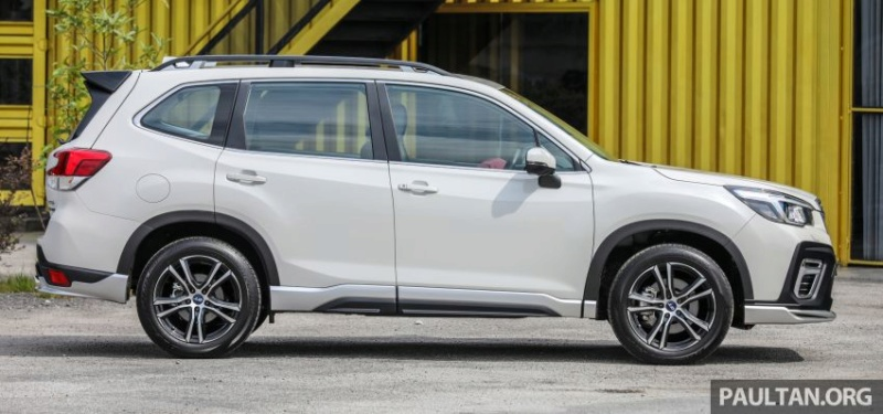 2018 - [Subaru] Forester - Page 2 44bcdd10