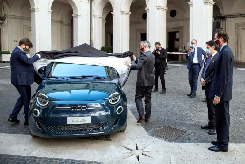 2020 - [Fiat] 500 e - Page 25 44cdd110