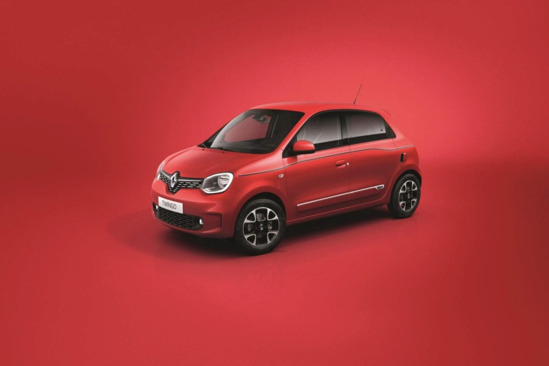 2018 - [Renault] Twingo III restylée - Page 7 44d95b10