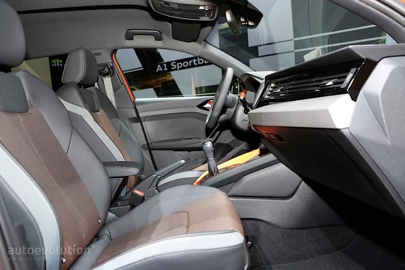 2018 - [Audi] A1 Sportback II - Page 19 44e26110