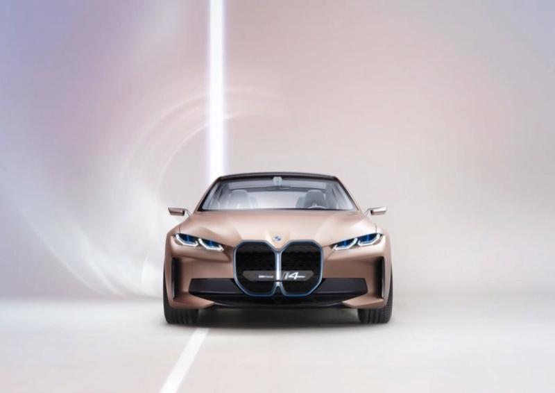 2020 - [BMW] Concept I4 - Page 2 44e80710