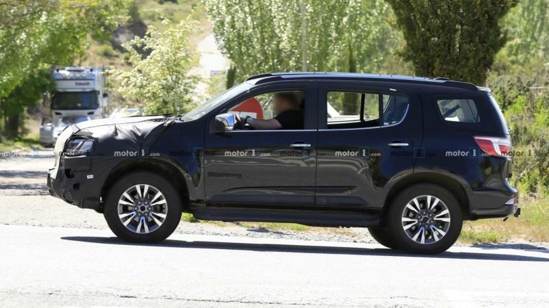2012 - [Chevrolet] Trailblazer  450b2410
