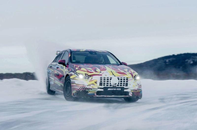 2018 - [Mercedes] Classe A (W177) - Page 33 453a4110