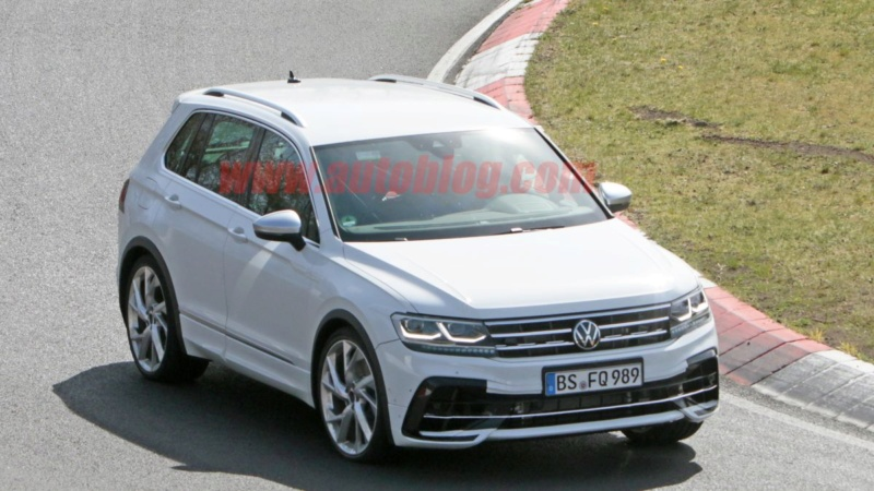 2020 - [Volkswagen] Tiguan II restylé  - Page 2 458f0f10