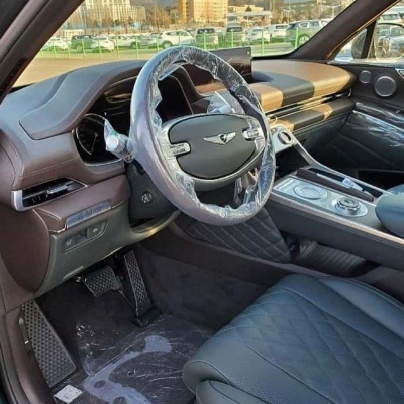 2019 - [Genesis] SUV GV80 - Page 5 45ce9810