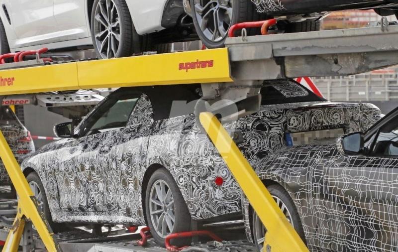 2020 - [BMW] Série 4 Coupé/Cabriolet G23-G22 45cebb10