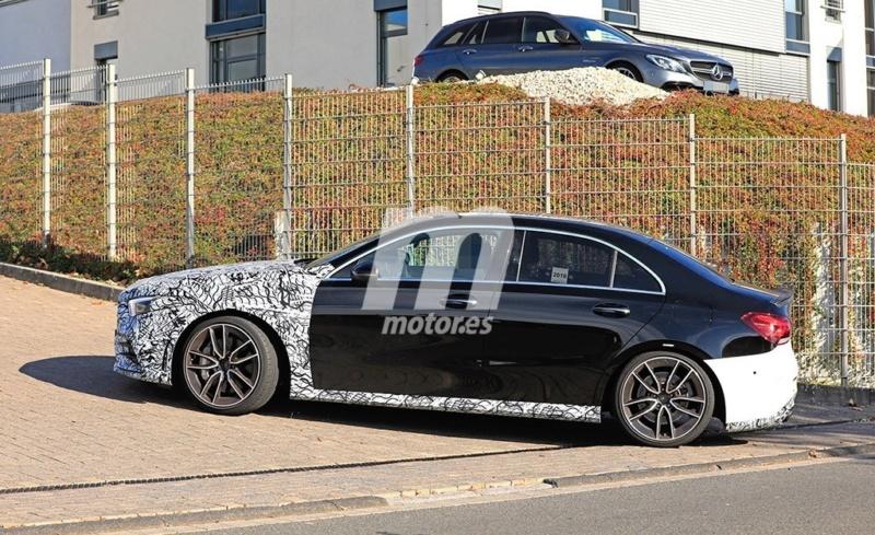 2018 - [Mercedes-Benz] Classe A Sedan - Page 6 45d33d10