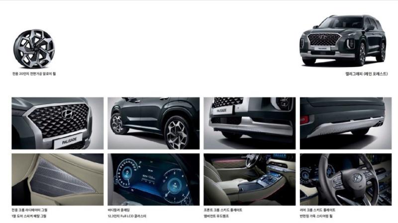 2019 - [Hyundai] Palisade - Page 2 45d7d010