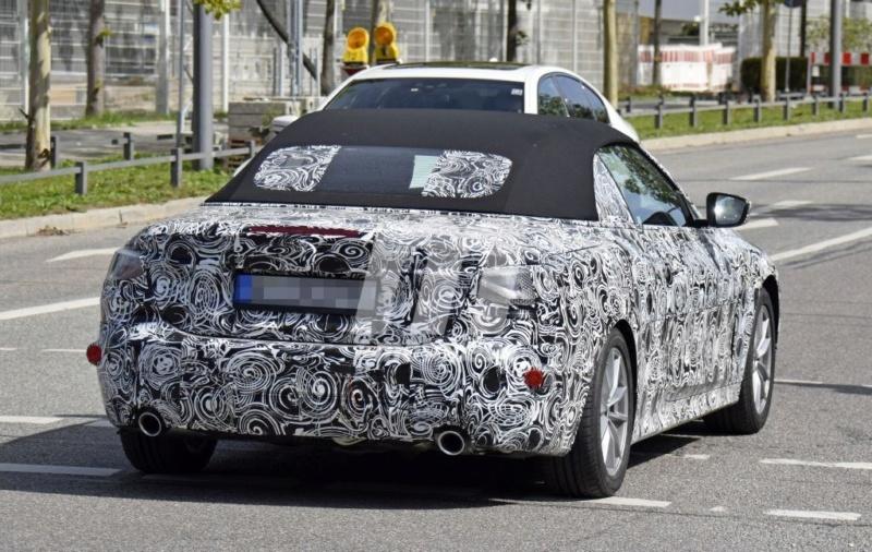 2020 - [BMW] Série 4 Coupé/Cabriolet G23-G22 45ed5f10