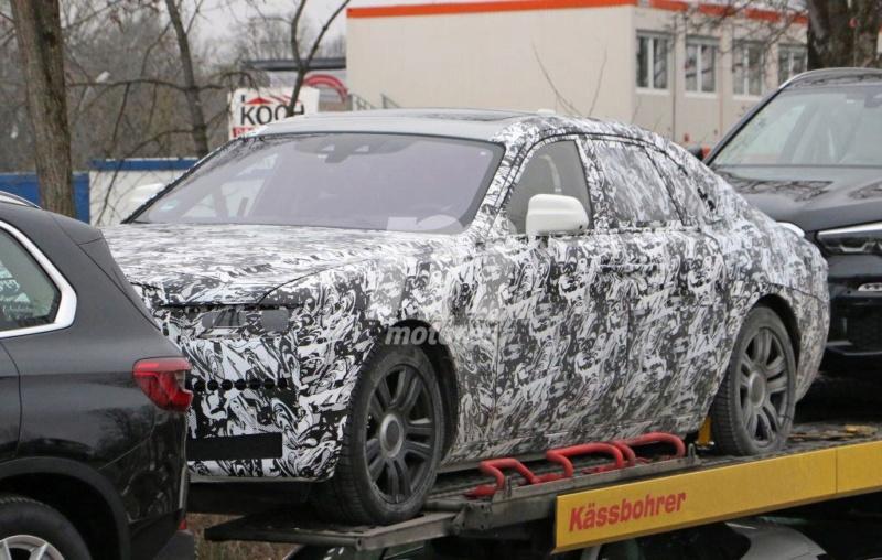 2020 - [Rolls-Royce] Ghost II 45f0b810