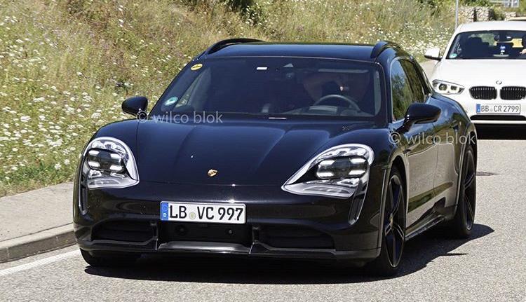 2020 - [Porsche] Taycan Sport Turismo - Page 2 45f17410