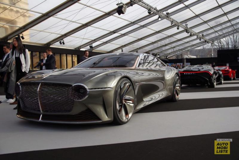 2019 - [Bentley] EXP 100 GT Concept - Page 2 45f97810
