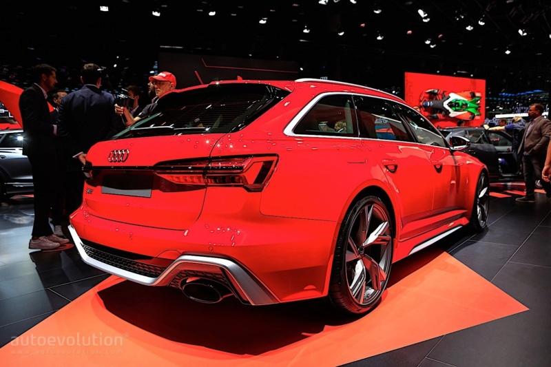 2017 - [Audi] A6 Berline & Avant [C8] - Page 14 46148b10