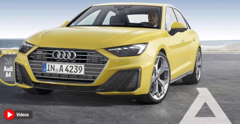 2018 - [Audi] A4 restylée  - Page 3 46169e10