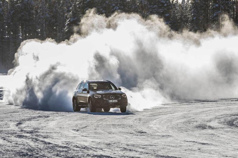 2018 - [Mercedes-Benz] GLC/GLC Coupé restylés - Page 2 46199f10