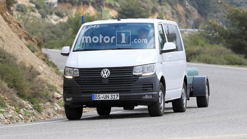 2020 - [Volkswagen] Transporter T6 restylé 46253910