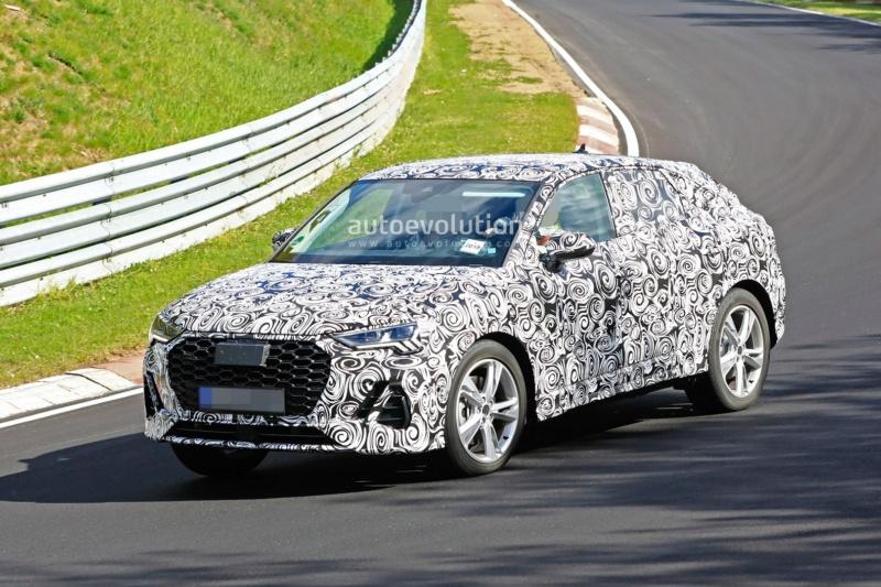 2019 - [Audi] Q3 Sportback - Page 4 46336d10