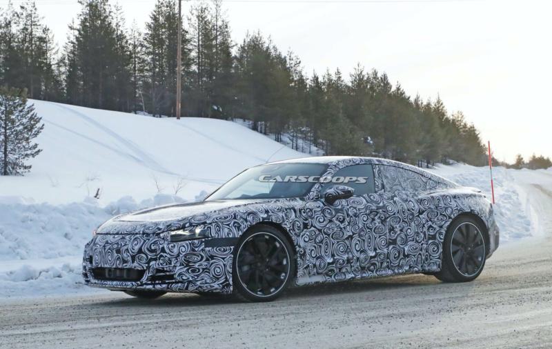2021 - [Audi] E-Tron GT 46346410