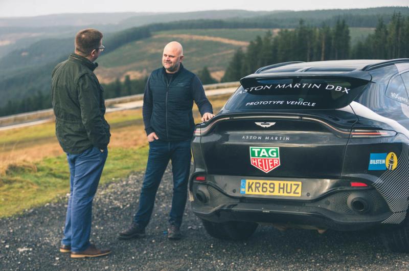 2019 - [Aston Martin] DBX - Page 9 46760410