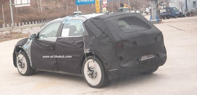 2021 - [Hyundai] SUV EV 4676e910