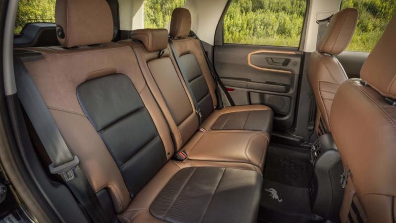 Ford Bronco / Sport (2020) 90