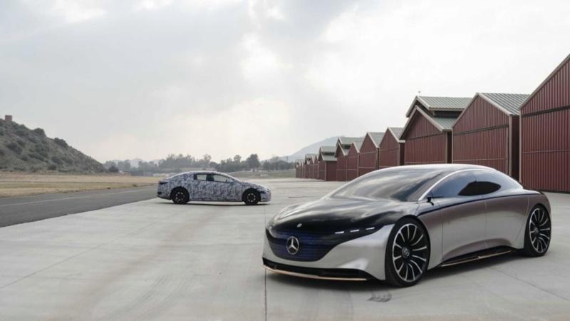 2020 - [Mercedes-Benz] EQ S - Page 3 4686d310
