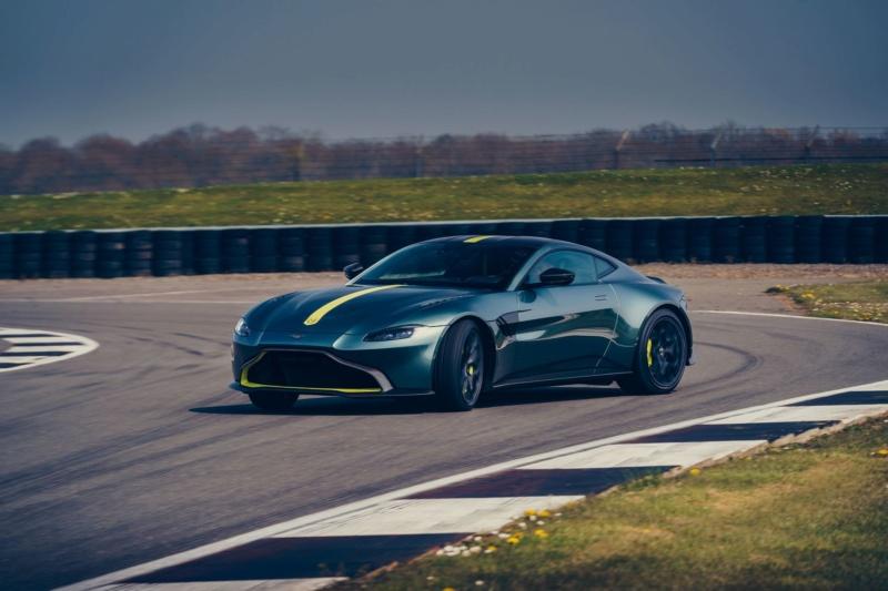 2017 - [Aston Martin] Vantage - Page 3 468bc910