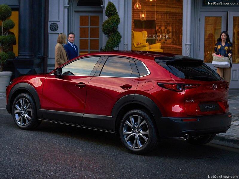 2019 - [Mazda] CX-30 46977810
