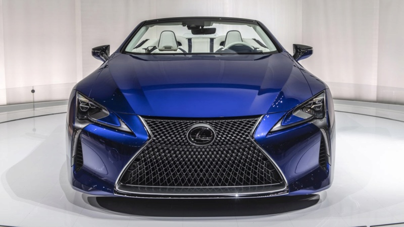 2016 - [Lexus] LC 500 - Page 7 46998610