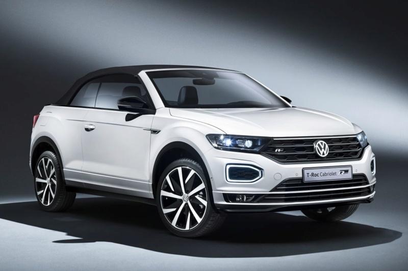2020 - [Volkswagen] T-Roc cabriolet  - Page 2 46c65210