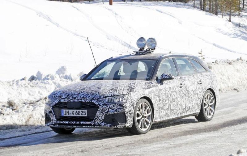 2018 - [Audi] A4 restylée  - Page 5 46c8ac10
