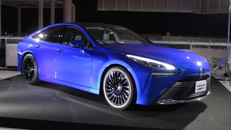 2020 - [Toyota] Mirai II 46ca5a10