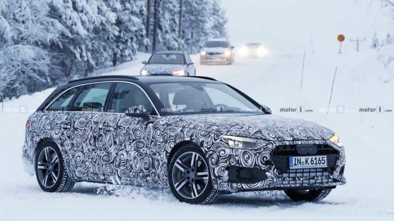 2018 - [Audi] A4 restylée  - Page 3 46f19310