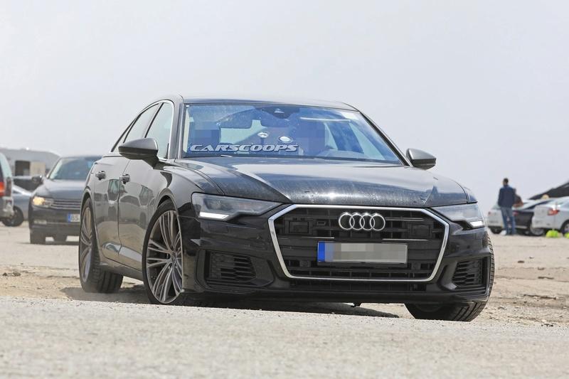 2017 - [Audi] A6 Berline & Avant [C8] - Page 10 46f6f210