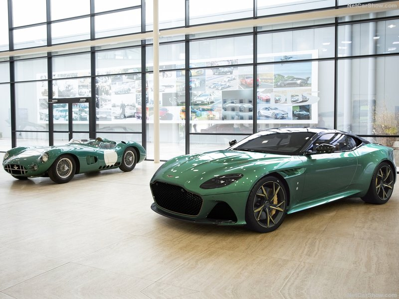 2019 - [Aston Martin] DBS Superleggera - Page 2 471f1210