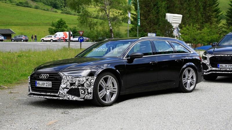 2017 - [Audi] A6 Berline & Avant [C8] - Page 10 4724e710