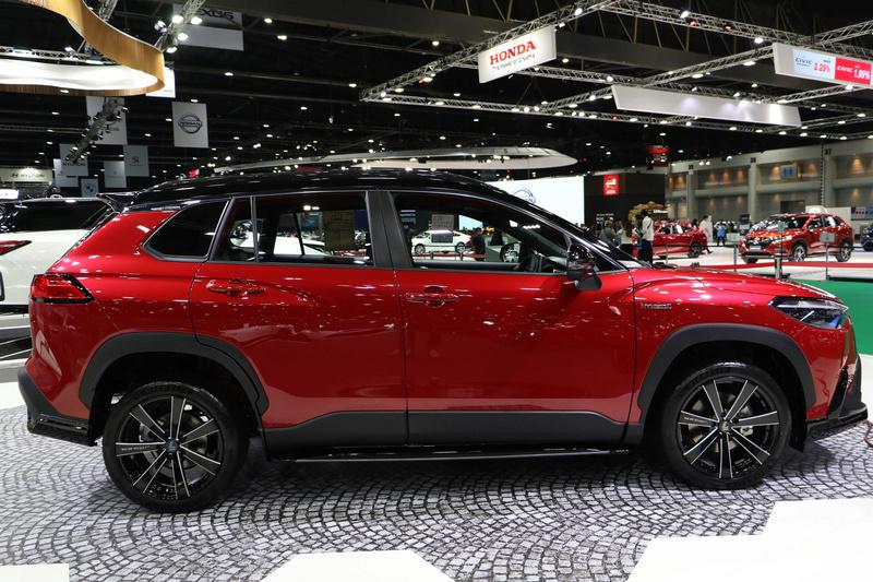 2021 - [Toyota] Corolla Cross - Page 4 47255110