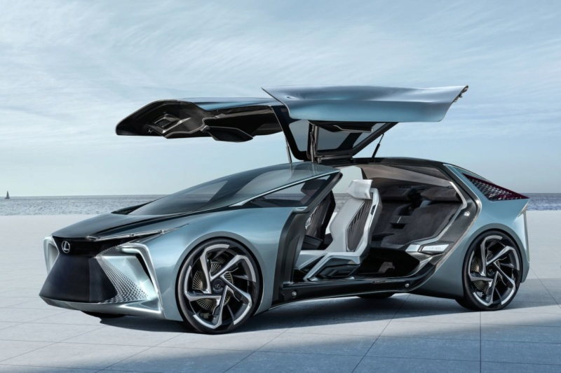 2019 - [Lexus] LF-30 Electrified Concept 4727ed10