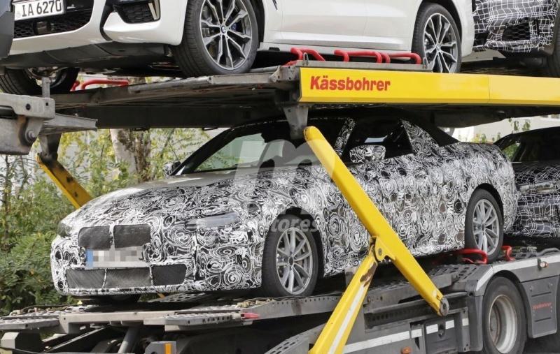 2020 - [BMW] Série 4 Coupé/Cabriolet G23-G22 474e7010