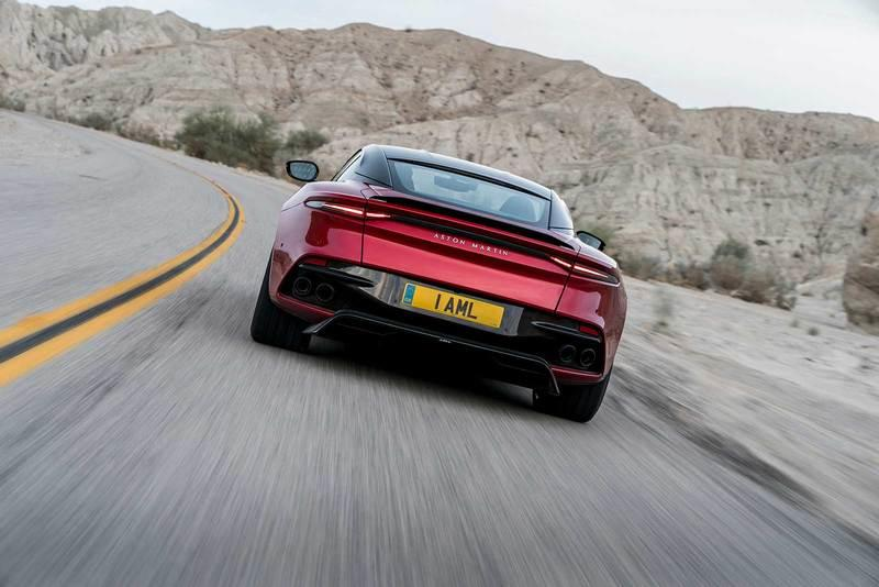 2019 - [Aston Martin] DBS Superleggera 47510010
