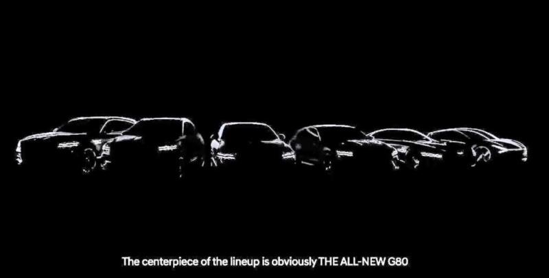 2021 - [Genesis] G70 Shooting Brake 47541f10