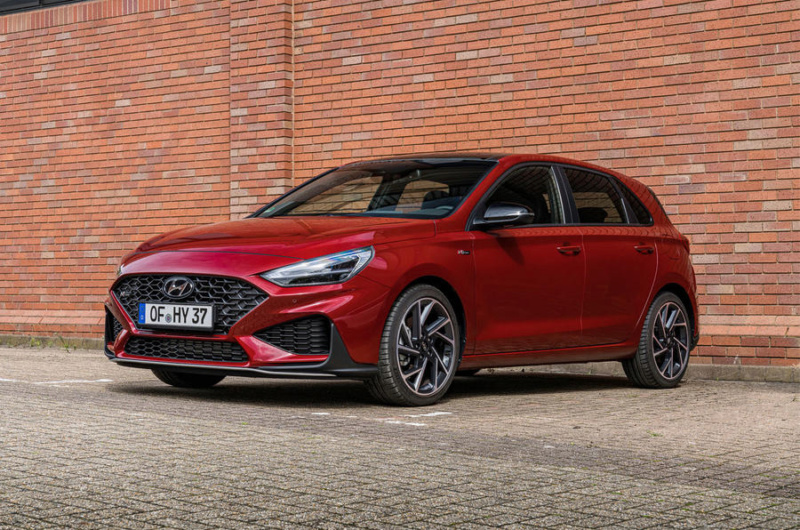 2020 - [Hyundai] I30 III 5p/SW/Fastback Facelift - Page 3 4754d310