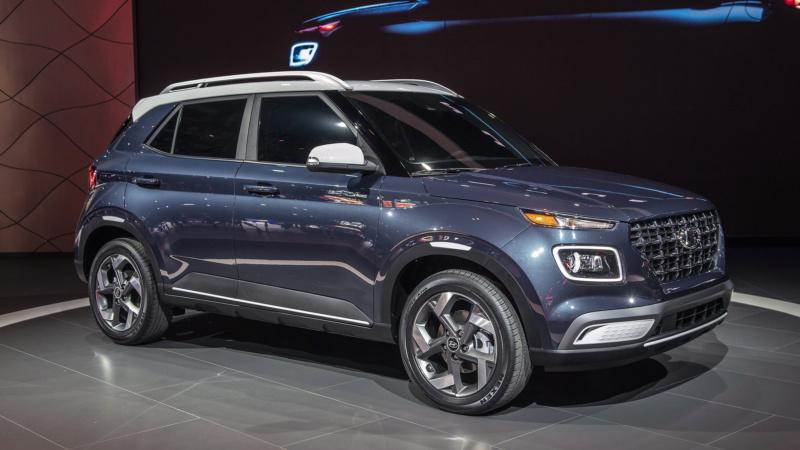 2020 - [Hyundai] Venue SUV compact  - Page 2 4787c710