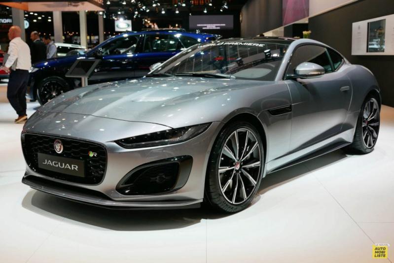 2021 - [Jaguar] F-Type restylée - Page 4 47b03410