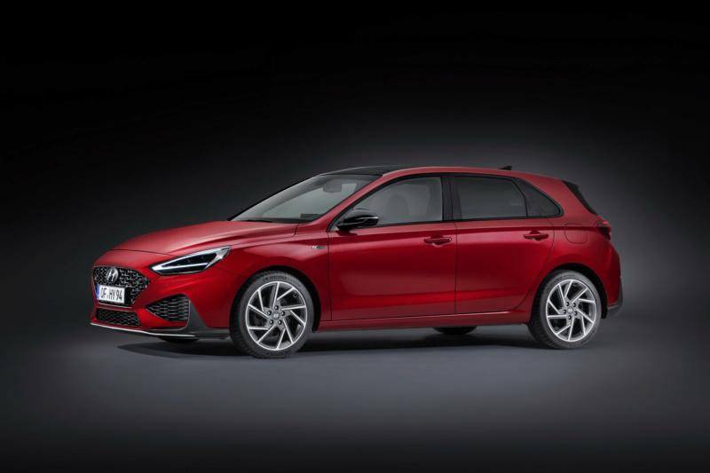 2020 - [Hyundai] I30 III 5p/SW/Fastback Facelift 47c12c10