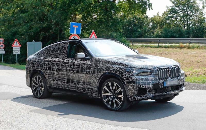 2019 - [BMW] X6 III (G06) - Page 3 47d98a10
